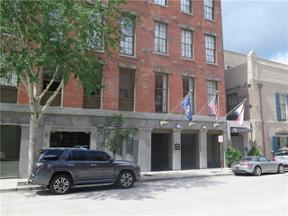 Property for sale at 448 JULIA Street 212, New Orleans,  Louisiana 70130