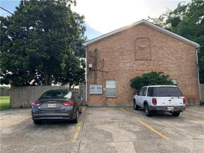 Property for sale at 2601 AUGUSTA Street, Kenner,  LA 70065