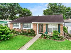 Property for sale at 6908 ASHER Street, Metairie,  LA 70003