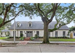 Property for sale at 5900 CLEVELAND Place, Metairie,  Louisiana 70003
