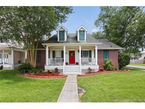 Property for sale at 107 MADEWOOD Drive, Destrehan,  LA 70047