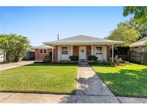 Property for sale at 1817 BELMONT Place, Metairie,  Louisiana 70001