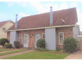 Property for sale at 4128 GEORGIA Avenue, Kenner,  LA 70065