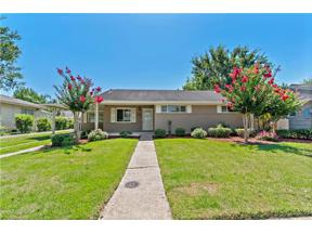 Property for sale at 7253 ONYX Street, New Orleans,  Louisiana 70124