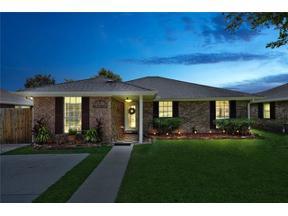 Property for sale at 3332 GRANDWOOD Boulevard, Kenner,  LA 70065
