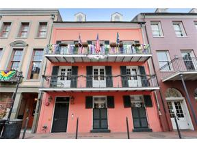 Property for sale at 528 ST LOUIS Street 1, New Orleans,  Louisiana 70130