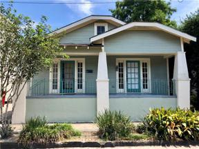 Property for sale at 2322 COLISEUM Street, New Orleans,  LA 70130