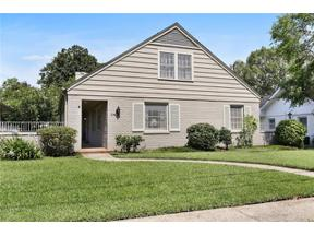 Property for sale at 114 SENA Drive, Metairie,  LA 70005