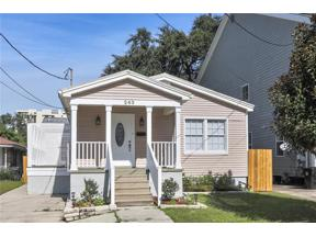 Property for sale at 243 STAFFORD Place, New Orleans,  Louisiana 70124