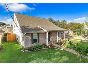 Property for sale at 4501 KAWANEE Avenue, Metairie,  Louisiana 70006