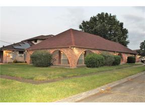 Property for sale at 4301 LAKE VILLA Drive, Metairie,  Louisiana 70002