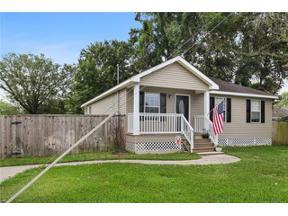 Property for sale at 612 W HOOVER Street, Destrehan,  LA 70047
