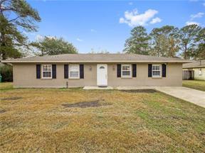 Property for sale at 108 WALNUT Street, Mandeville,  LA 70471