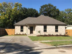 Property for sale at 2808 ELIZABETH Street, Metairie,  Louisiana 70003