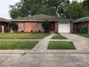 Property for sale at 1600 GIUFFRIAS Avenue, Metairie,  LA 70001