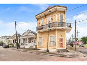 Property for sale at 701 FELICITY Street, New Orleans,  LA 70130