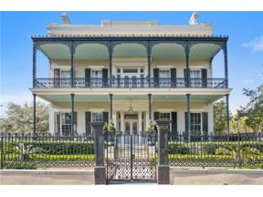 Property for sale at 2523 PRYTANIA Street, New Orleans,  Louisiana 70130