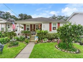 Property for sale at 4212 HEASLIP Avenue, Metairie,  LA 70001