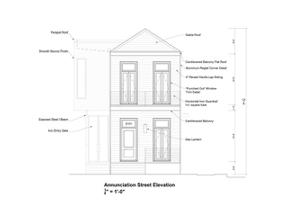 Property for sale at 2101-03 ANNUNCIATION Street, New Orleans,  LA 70130