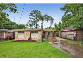 Property for sale at 417 GROVE Avenue, Metairie,  LA 70003
