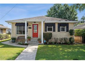 Property for sale at 981 ATHANIA Parkway, Metairie,  Louisiana 70001