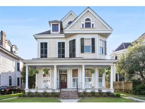 Property for sale at 1515 DUFOSSAT Street, New Orleans,  Louisiana 70115