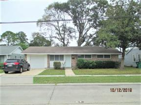 Property for sale at 3709 W METAIRIE Avenue, Metairie,  Louisiana 70001