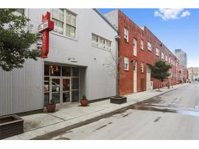 Property for sale at 923 CONSTANCE Street 110, New Orleans,  LA 70130