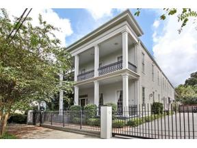 Property for sale at 1446 CAMP Street 101, New Orleans,  LA 70130