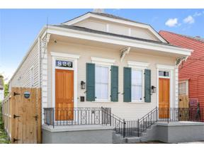 Property for sale at 826 N ROCHEBLAVE Street, New Orleans,  Louisiana 70119