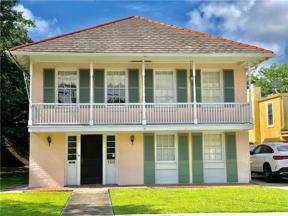 Property for sale at 120 DUPLESSIS Street, Metairie,  Louisiana 70005