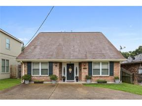 Property for sale at 1325 HELIOS Avenue, Metairie,  LA 70005