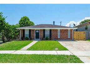 Property for sale at 3660 W LOUISIANA STATE Drive, Kenner,  LA 70065