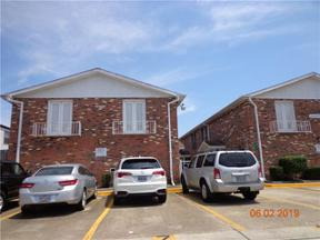 Property for sale at 1621 NEWPORT Place 5, Kenner,  LA 70065