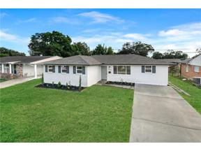 Property for sale at 6408 ASHER Street, Metairie,  Louisiana 70003