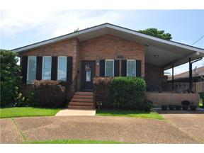Property for sale at 3512 TRANSCONTINENTAL Drive, Metairie,  LA 70006