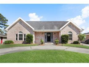 Property for sale at 328 ORMOND VILLAGE Drive, Destrehan,  LA 70047