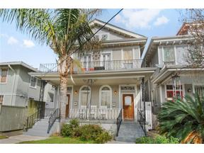 Property for sale at 4231-33 PALMYRA Street, New Orleans,  Louisiana 70119