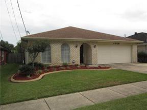 Property for sale at 4609 LAKE BORGNE Avenue, Metairie,  Louisiana 70006