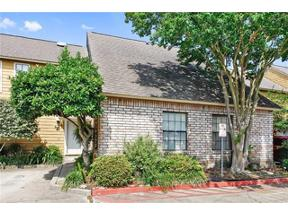 Property for sale at 1500 W ESPLANADE Avenue 5E, Kenner,  Louisiana 70065