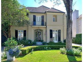 Property for sale at 231 FRIEDRICHS Avenue, Metairie,  Louisiana 70005