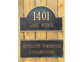 Property for sale at 1401 LAKE Avenue A-4, Metairie,  LA 70005