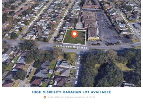 Property for sale at 7463 JEFFERSON Highway, Harahan,  Louisiana 70123