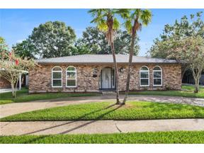 Property for sale at 6 BILLYDAY Avenue, Kenner,  Louisiana 70065