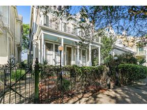 Property for sale at 1122 THIRD Street 1, New Orleans,  Louisiana 70130