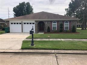 Property for sale at 613 BROUILLY Drive, Kenner,  LA 70065