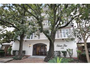 Property for sale at 1765 COLISEUM Street 220, New Orleans,  Louisiana 70130