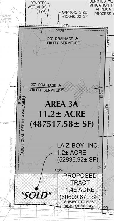 Photo of home for sale at Area 3A off W. Prien Lake Rd Road W, Lake Charles LA