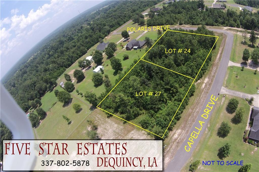 Photo of home for sale at Polaris Drive, DeQuincy LA