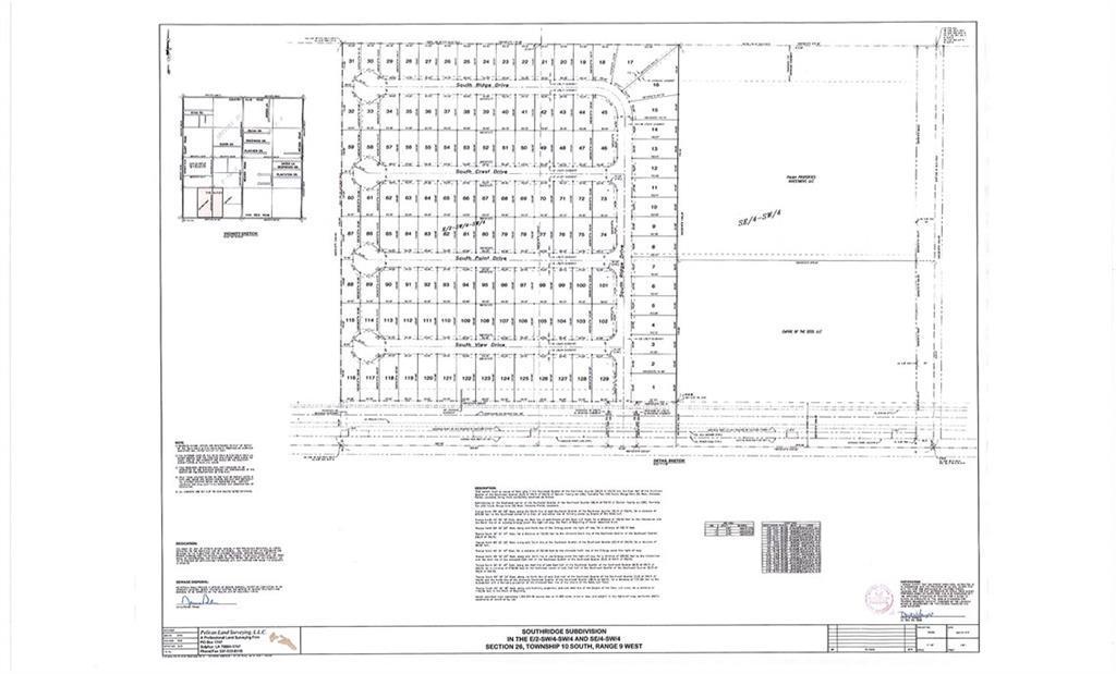 Photo of home for sale at Southridge Estates, Lake Charles LA